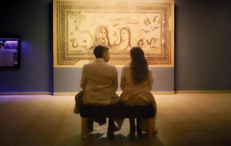 Zülüf ve Kenan müzede